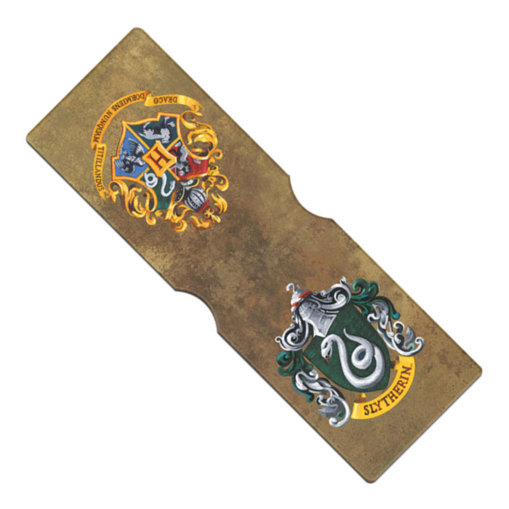 Harry Potter Slytherin Crest ID Travel/Oyster Card Holder