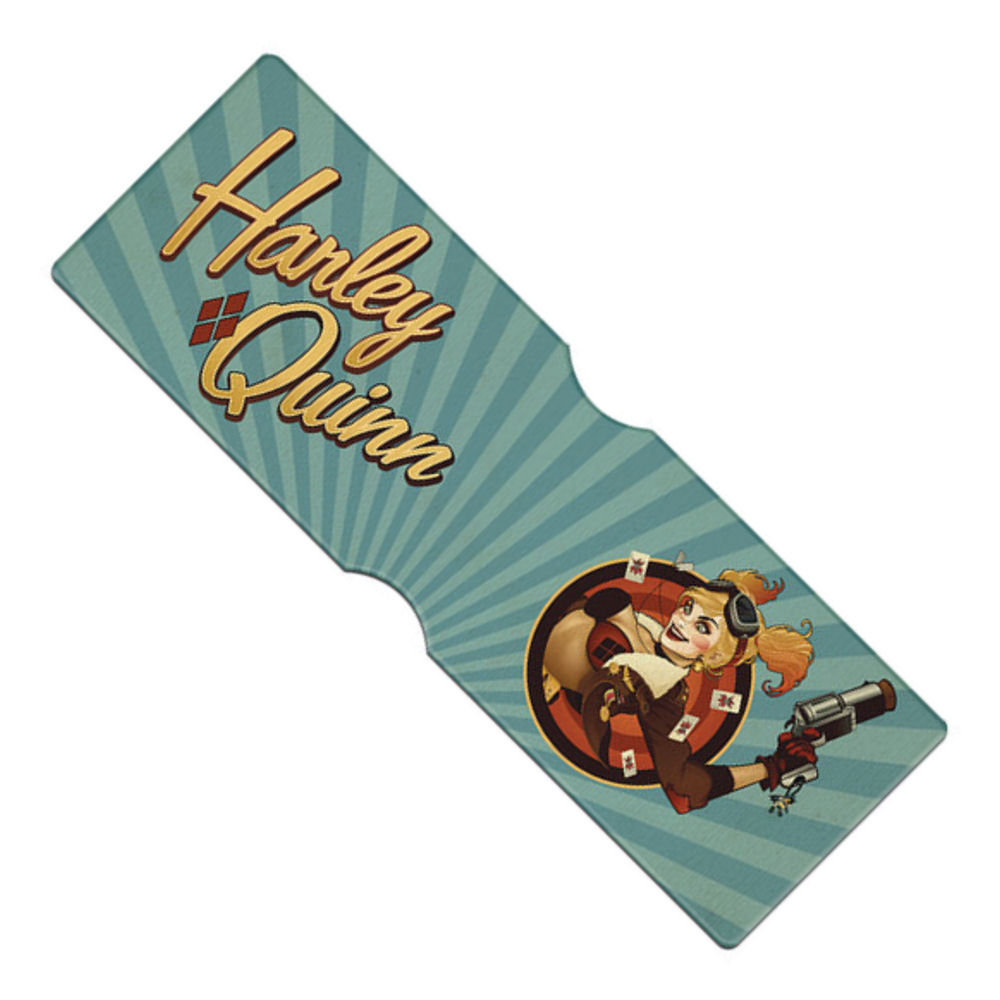 Harley Quinn Bombshell ID Travel/Oyster Card Holder
