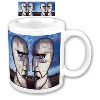 "Pink Floyd The Division Bell ""Metal Heads"" Mug"