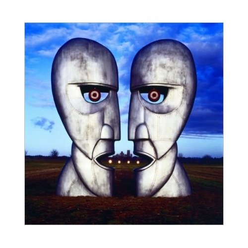 Pink Floyd The Division Bell Greeting Card Official 60s Waters Blank