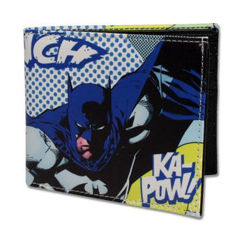 Batman Comic Strip Wallet