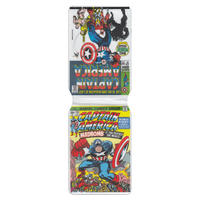 Captain America Classic Covers Travel/Oyster Card Holder Thumbnail 1