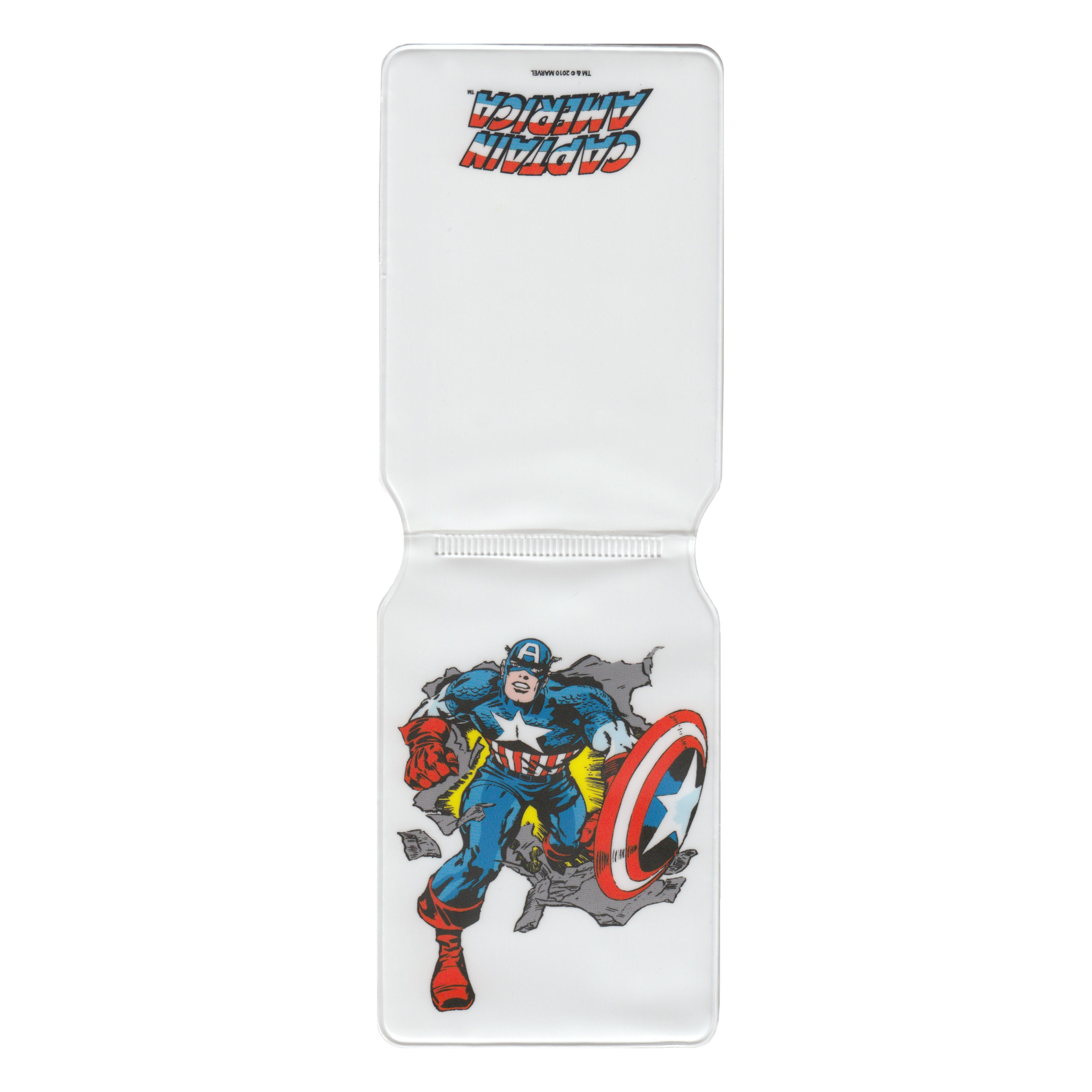 Captain America Issue 109 Classic Cover Travel/Oyster Card Holder