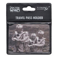 Doctor Who (Classic Cyberman Planet Surface) Travel/Oyster Card Holder Thumbnail 2