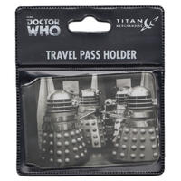 Doctor Who (Classic Dalek Congregate) Travel/Oyster Card Holder Thumbnail 2