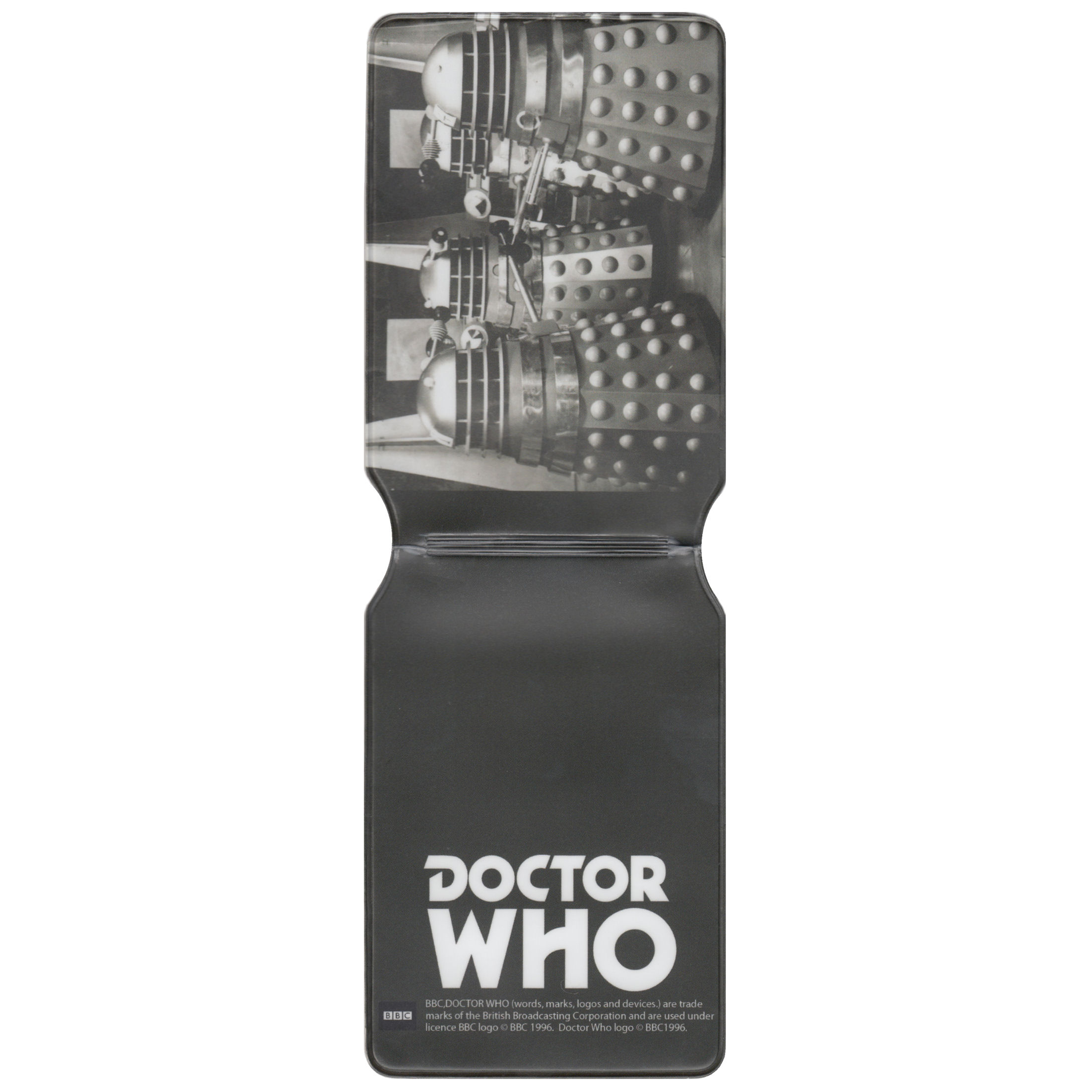 Doctor Who (Classic Dalek Congregate) Travel/Oyster Card Holder