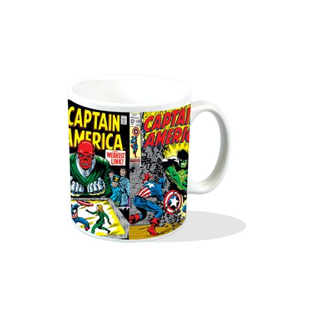 Captain America Classic Covers Mug