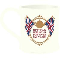 Britain's National Drink Mug & Coaster Set In A Tin Thumbnail 5