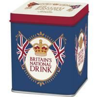 Britain's National Drink Mug & Coaster Set In A Tin Thumbnail 2