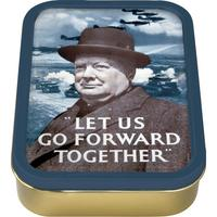 Winston Churchill Collectors Tin