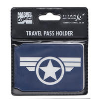 Captain America Super Soldier Travel/Oyster Card Holder Thumbnail 2