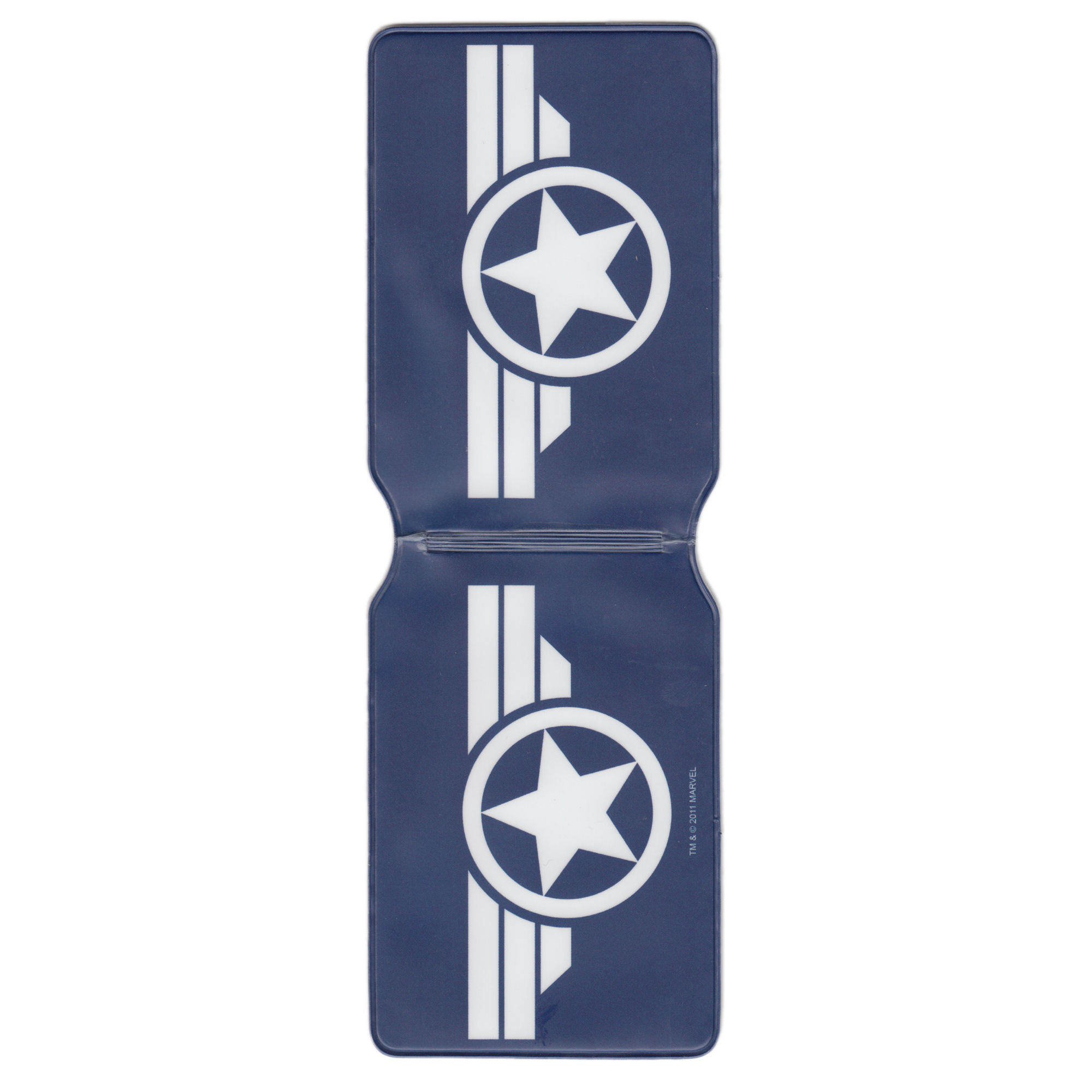 Captain America Super Soldier Travel/Oyster Card Holder