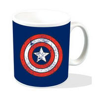 Captain America Shield Mug Thumbnail 1