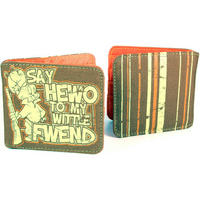 "Elmer Fudd ""Say Hewo To My Wittle Fwend"" Wallet"