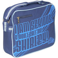 "Airplane ""I'm Serious And Don't Call Me Shirley"" Shoulder Bag"