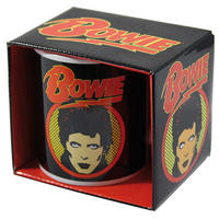 David Bowie Flash Logo Mug Thumbnail 2