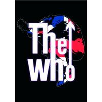 The Who Leap Postcard