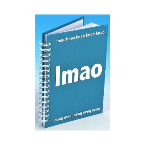 Text speak lmao