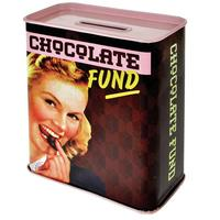 Chocolate Fund Money Box
