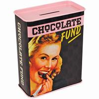 Chocolate Fund Money Box Thumbnail 2