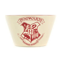 Harry Potter Hogwarts Crest Ceramic Bowl Thumbnail 1