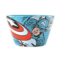 Captain America Ceramic Bowl Thumbnail 1