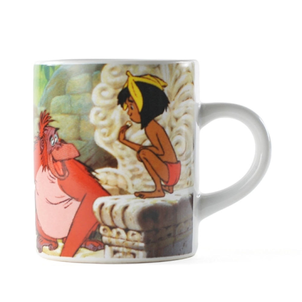 The Jungle Book King Louie & Mowgli Mini Espresso Mug