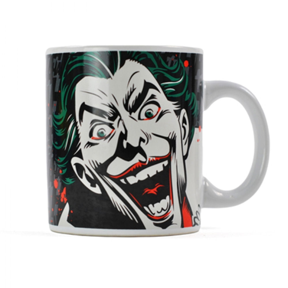 The Joker Face Mug
