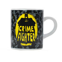 Batman Crime Fighter Mini Espresso Mug