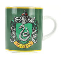 Harry Potter Slytherin Crest Mini Espresso Mug Thumbnail 1
