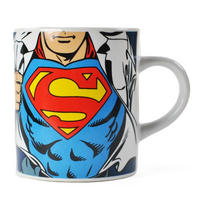 Superman Chest Logo Mini Espresso Mug