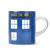 Doctor Who TARDIS Mini Espresso Mug Thumbnail 1