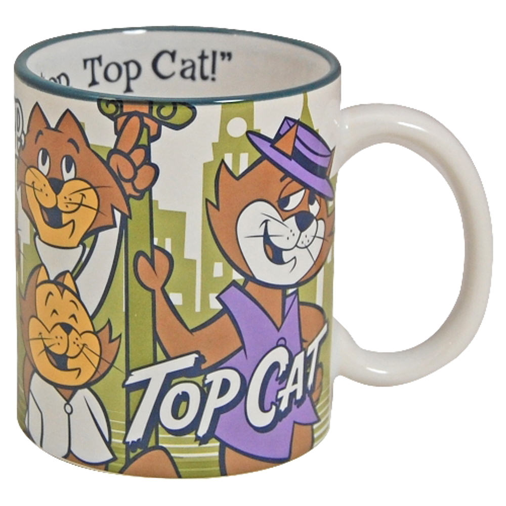 Top Cat He's The Most Tip Top Mug