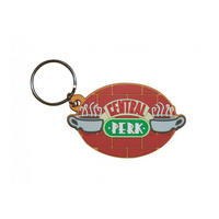 Friends Central Perk PVC Keyring