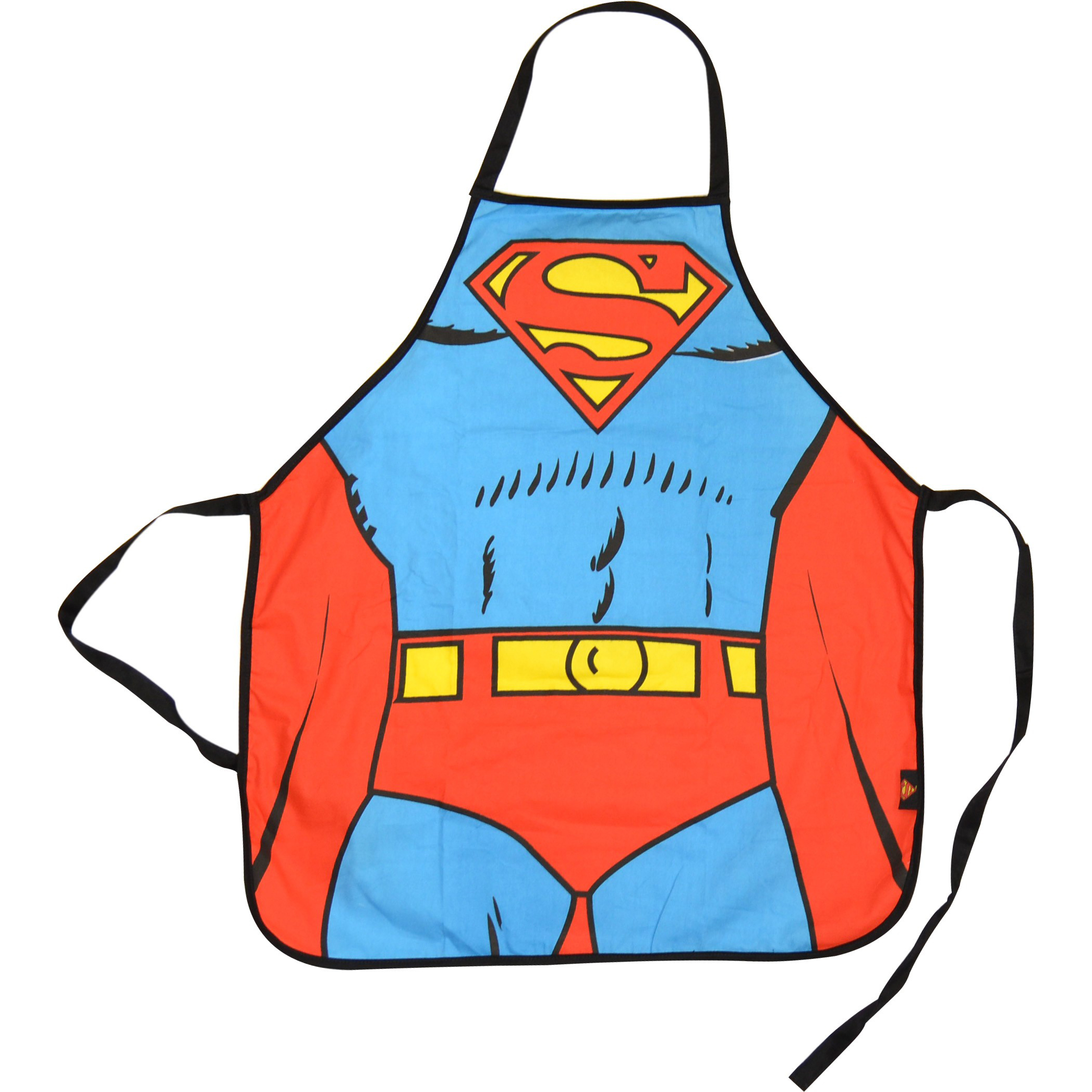 Superman's Outfit Apron In A Tube