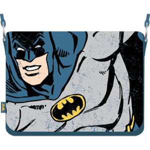 Batman Close Up Messenger Bag