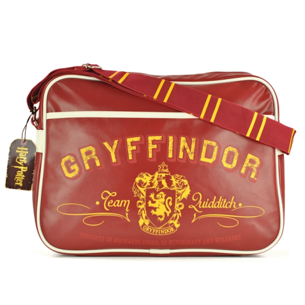 Harry Potter Gryffindor Team Quidditch Shoulder Bag