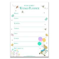 Peter Rabbit A4 Weekly Planner