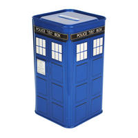 Tardis Tin Money Box