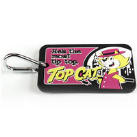 "Top Cat ""He's The Most Tip Top"" Luggage Tag Thumbnail 1"