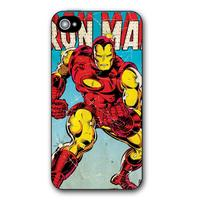 The Invincible Iron Man Hard Case for iPhone 5 & 5S