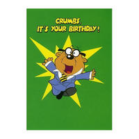 Penfold Crumbs, It's Your Birthday! Greeting Card