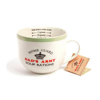 Dad's Army Soup Rations Large Mug Thumbnail 1