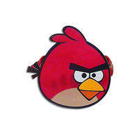 Red Angry Birds 3D Fashion Bag
