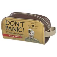 "Dad's Army ""Don't Panic"" Wash Bag"