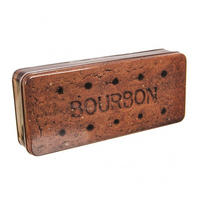 Bourbon Cream Rectangle Biscuit/Cake Tin Thumbnail 1