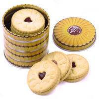 Jammy Dodger Small Biscuit Tin Thumbnail 1
