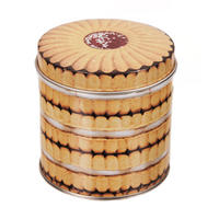 Jammy Dodger Small Biscuit Tin Thumbnail 2