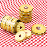 Jammy Dodger Small Biscuit Tin Thumbnail 3