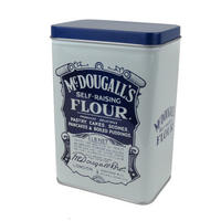 McDougall's Self Raising Flour Tin Canister (Small)